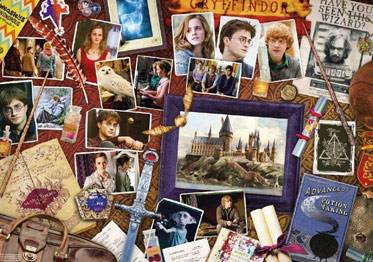 PUZZLES HARRY POTTER